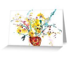 Lady Sharyn Greeting Card