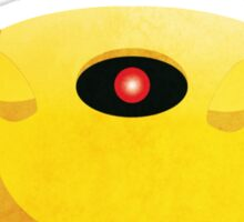 That Yellow Devil Sticker