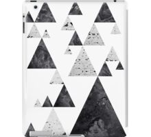 Triangle Valley iPad Case/Skin