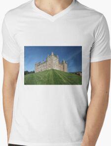 Drumlanrig Castle Mens V-Neck T-Shirt