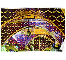 Patterns of the Grand Bazaar Poster