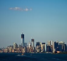 Freedom Tower by Mike Garner