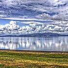 Solway Firth Panorama by Tom Gomez
