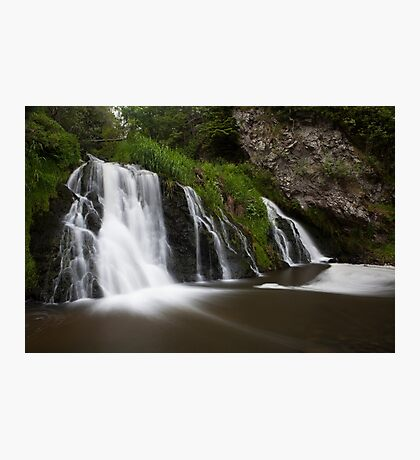 dess waterfall (2) Photographic Print