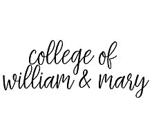 College of William & Mary Photographic Print