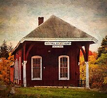 Middletown NJ Railway Station by PineSinger