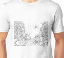 The Wave Of Time And Space Unisex T-Shirt