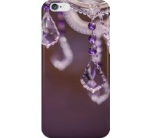 crystal Chandelier close to iPhone Case/Skin