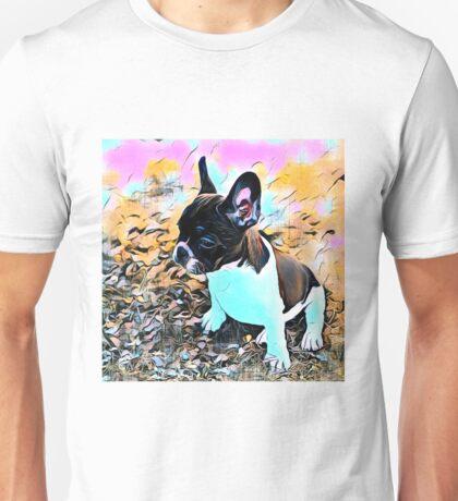 Französische Bulldogge  Unisex T-Shirt