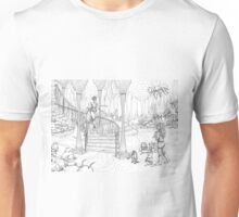Queen Of The Hive Unisex T-Shirt