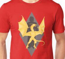 Akatosh Reborn as Martin Septim Unisex T-Shirt