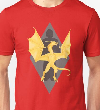 Akatosh Reborn as Martin Septim Unisex T-Shirt