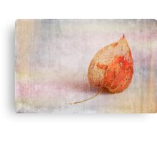 Physalis  - JUSTART ©  Canvas Print