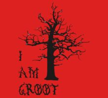 I Am Groot (Glow) Kids Clothes