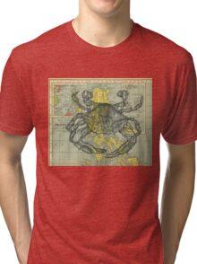 Vintage Blue Crab Tri-blend T-Shirt