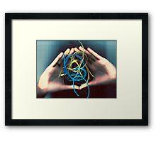 Metamorphosis Framed Print