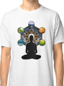 Sacred Meditation Classic T-Shirt