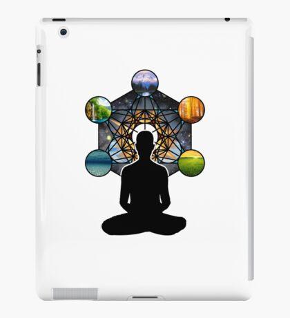 Sacred Meditation iPad Case/Skin