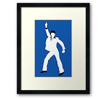 Saturday Night Fever Framed Print