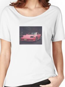 Pink Guy - Pink Season (PNK SSN) Women's Relaxed Fit T-Shirt