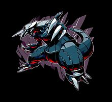 Aggron Pokemon by KumaGenis