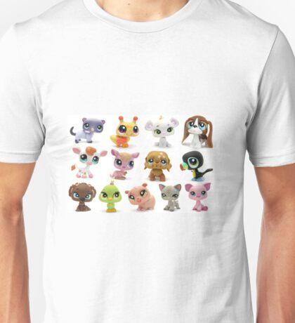 Lily's Little Pet Shop Collection Unisex T-Shirt