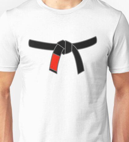 Brazilian Jiu Jitsu (BJJ) Black Belt Unisex T-Shirt