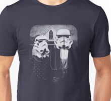 American Gothic - Trooper Style Unisex T-Shirt