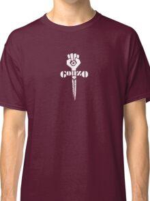 Gonzo - Logo - Hunter S Thompson Classic T-Shirt