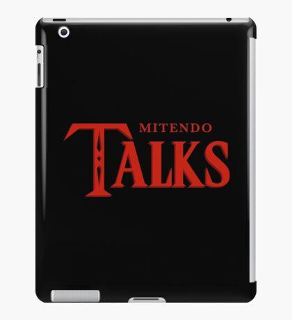 Mittens Talks - Zelda Style iPad Case/Skin