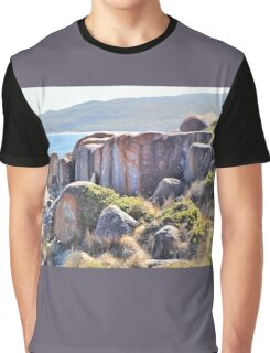 A RUGGED COASTLINE Graphic T-Shirt