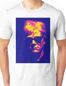 Andy Warhol in the style of... Andy Warhol Unisex T-Shirt
