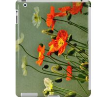 California Poppies  iPad Case/Skin