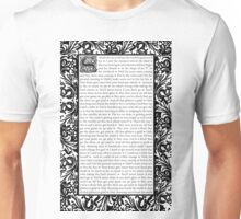 All Star by Smash Mouth - William Morris Inspired Unisex T-Shirt