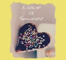 Love is Sweet - JUSTART ©  Kids Clothes