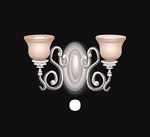 Glitch furniture regal wall lamp Unisex T-Shirt