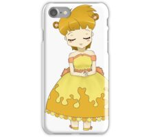 A Cute Bear Girl iPhone Case/Skin