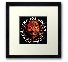 Joe Rogan Experience T Shirt Framed Print