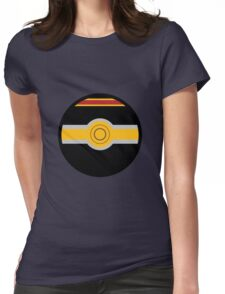 Luxury Ball Womens Fitted T-Shirt