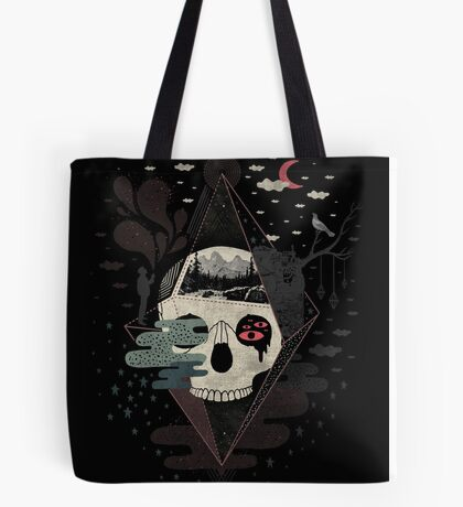 Happy Riddle Tote Bag