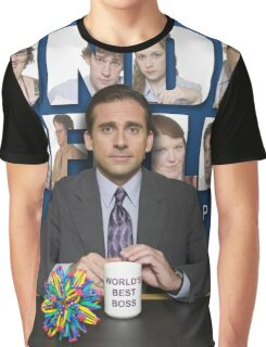 The office Michael Scott Graphic T-Shirt