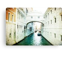 Bridge of Sighs - Venice Metal Print