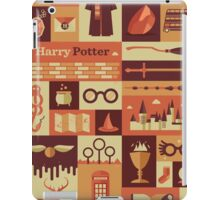 All character Harry potter iPad Case/Skin