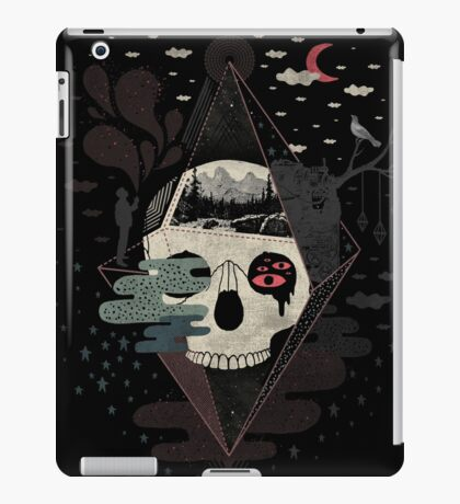 Happy Riddle iPad Case/Skin