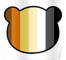 Be Bear Poster