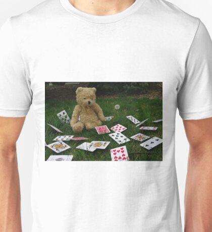 whimsical teddy bear Unisex T-Shirt