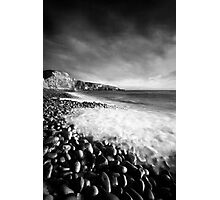 Spring Swell (Mono) Photographic Print
