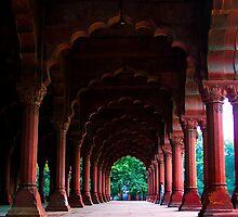 Red Fort by Neha  Gupta