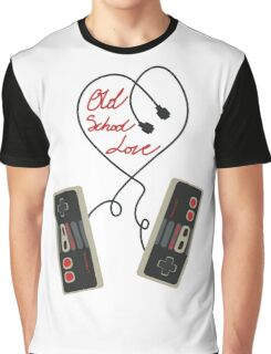 Old School Love  Graphic T-Shirt