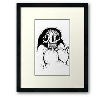 Spooky Fun Framed Print